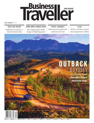 Business Traveller Asia Pacific Jul Aug 2019