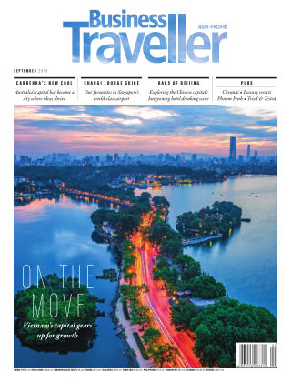 Business Traveller Asia Pacific Sept 2019