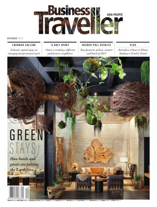 Business Traveller Asia Pacific Oct 2019