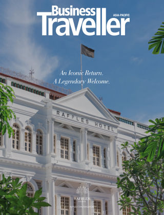 Business Traveller Asia Pacific November 2019