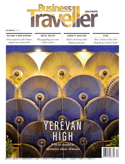 Business Traveller Asia Pacific December 01, 2019 00:00