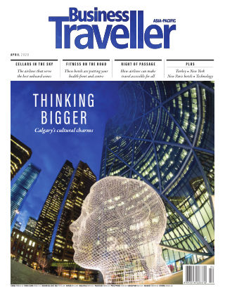 Business Traveller Asia Pacific Mar/Apr 2020