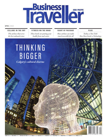 Business Traveller Asia Pacific April 01, 2020 00:00