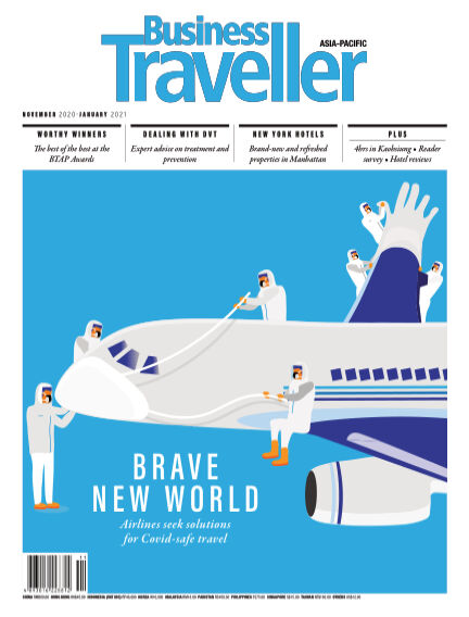 Business Traveller Asia Pacific