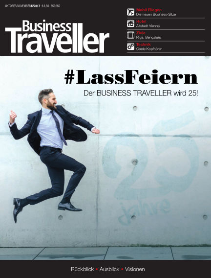 Business Traveller Germany September 29, 2017 00:00