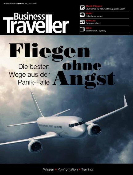 Business Traveller Germany November 24, 2017 00:00