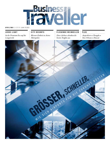Business Traveller Germany March 30, 2018 00:00