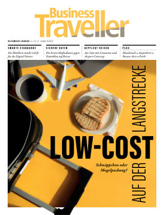 Business Traveller Germany Dec Jan 2018