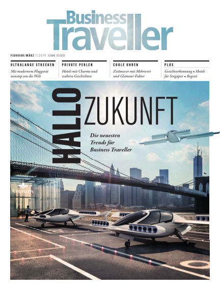 Business Traveller Germany January 25, 2019 00:00