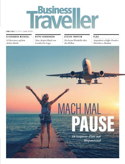 Business Traveller Germany June 06, 2019 00:00