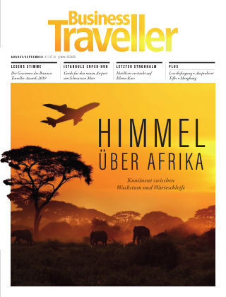 Business Traveller Germany Aug Sep 2019