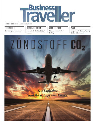 Business Traveller Germany Oct Nov 2019