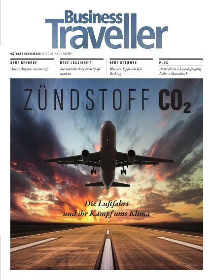 Business Traveller Germany September 27, 2019 00:00