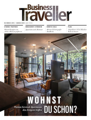 Business Traveller Germany Dec Jan 2020