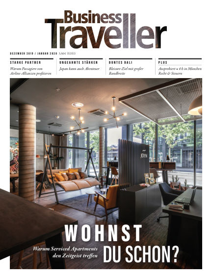 Business Traveller Germany November 29, 2019 00:00