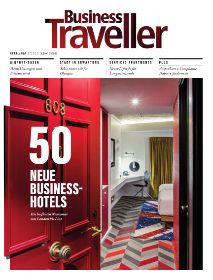 Business Traveller Germany March 27, 2020 00:00