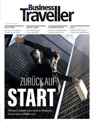 Business Traveller Germany October 2020