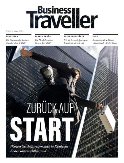Business Traveller Germany October 30, 2020 00:00