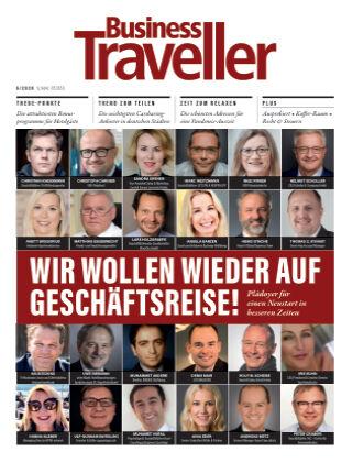 Business Traveller Germany December2020