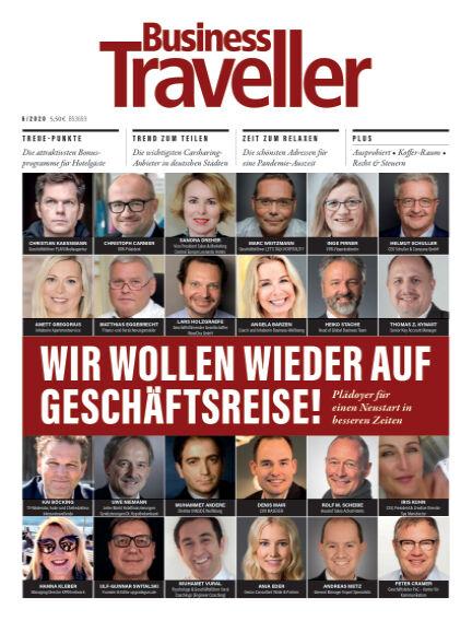 Business Traveller Germany December 18, 2020 00:00