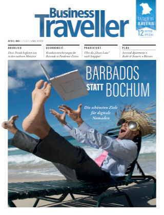 Business Traveller Germany April/May 2021