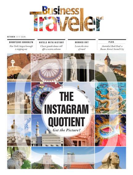 Business Traveler US October 08, 2019 00:00