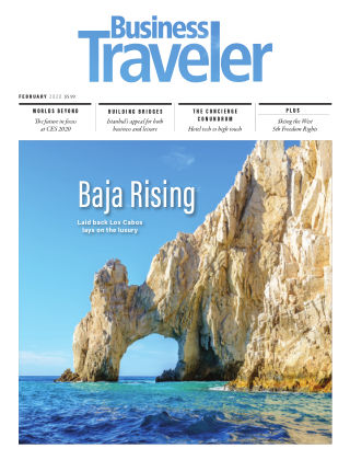 Business Traveler US February 2020