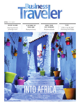 Business Traveler US April 2020