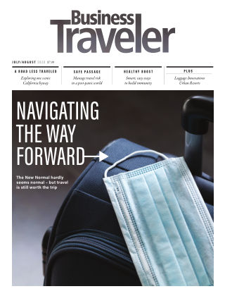 Business Traveler US July / August 2020