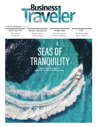 Business Traveler US Sept - Oct 2020