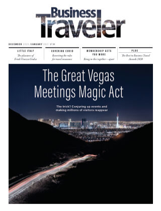 Business Traveler US December 2020
