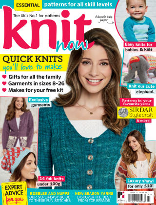Knit Now Issue 77