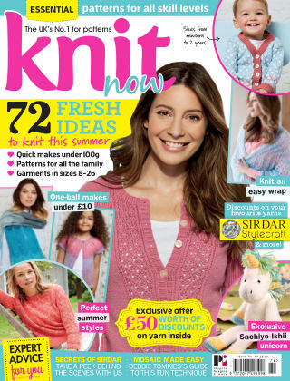 Knit Now Issue 76