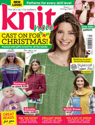 Knit Now Issue 79
