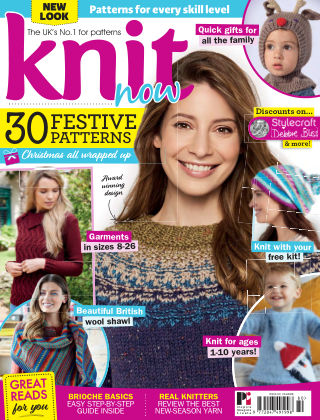 Knit Now Issue 80