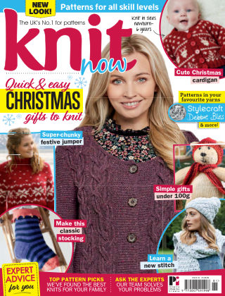 Knit Now Issue 81