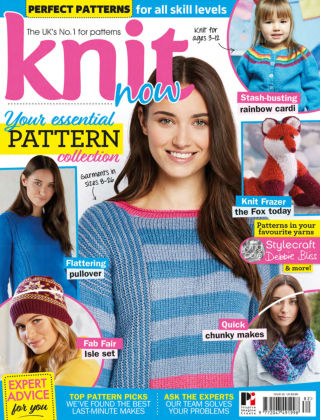 Knit Now Issue 82