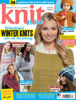 Knit Now Issue 83
