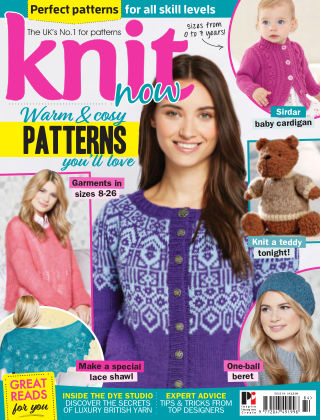 Knit Now Issue 84