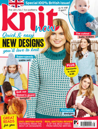 Knit Now Issue 86