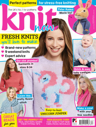 Knit Now Issue 87