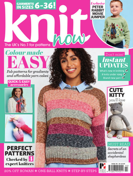 Knit Now Subscription Best Offer With Readly