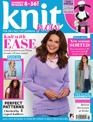 Knit Now ISSUE91