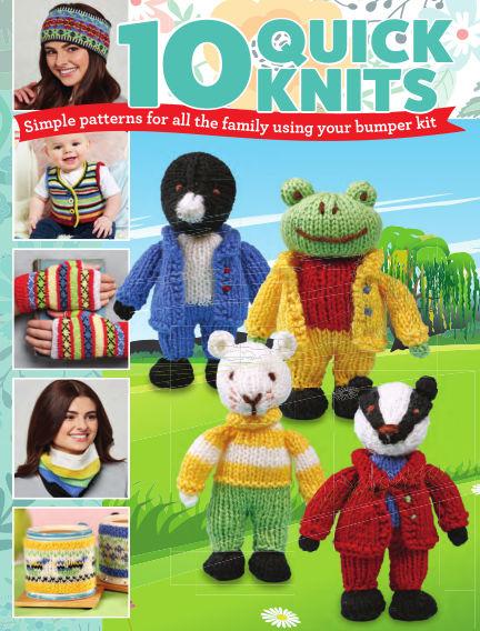 Knit Now July 26, 2018 00:00
