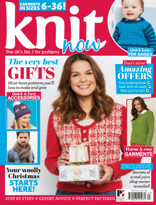 Knit Now ISSUE93