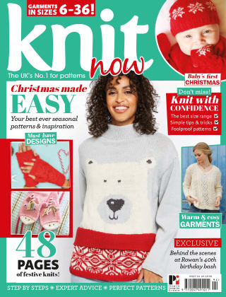 Knit Now ISSUE94