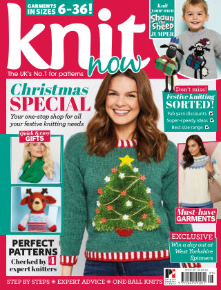 Knit Now ISSUE95