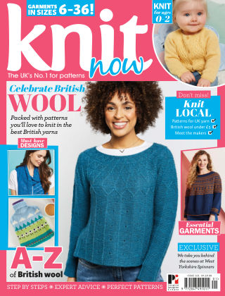 Knit Now ISSUE101