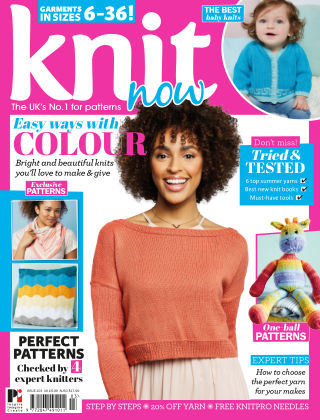Knit Now ISSUE103