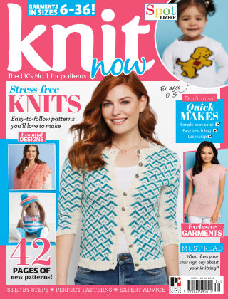 Knit Now ISSUE104